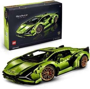 Sélection de jouets en promotion - Ex: Jouet Lego Technic Lamborghini Sián FKP 37 42115 - Via 152€ sur la carte (Frontaliers Luxembourg)