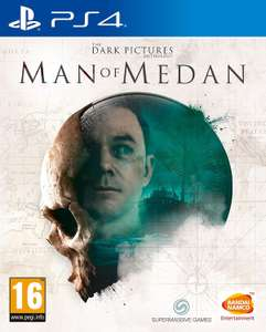 The Dark Pictures Anthology: Man of Medan sur PS4