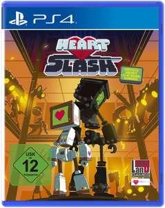 Sélection de jeux PS4 d'occasion à 1€ (via l'Application) - Ex: Heart & Slash