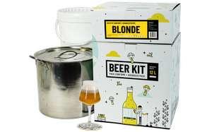 Sélection de kits de bière en promotion - Ex: Kit Beer Confirmé Bière Blonde