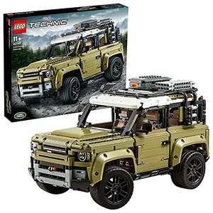 LEGO Technic 42110 Land Rover Defender (Via coupon 33,66€)