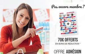 [Nouveaux adhérents] 70€ de bons de réduction à valoir sur une sélection de produits offerts pour une adhésion - Villebon-sur-Yvette (91)