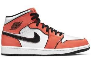 Baskets Nike Air Jordan Mid turf orange - Tailles 41 à 46