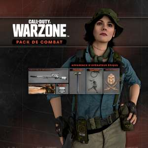 [PS+] Pack de Combat Call of Duty: Black Ops Cold War offert sur PS4 (Dématérialisé)