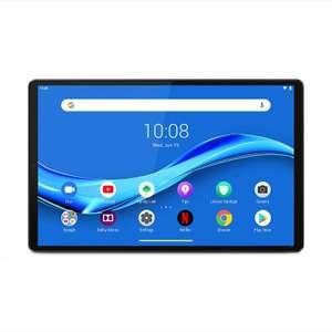 """Tablette 10.3"""" Lenovo Tab M10+ Plus (2ème génération) - Full HD, Helio P22T, RAM 4 Go, 64 Go"""