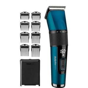 Tondeuse à cheveux sans-fil BaByliss Japanese Steel E990E - 8 guides de coupe