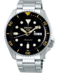 Sélection de montres automatiques Seiko en promotion - Ex : Montre Seiko 5 SRPD57K1 - 42.5mm, Date, Calibre 4R36, 10 ATM