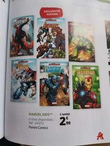 Sélection de Comics Marvel Kids à 2.99€