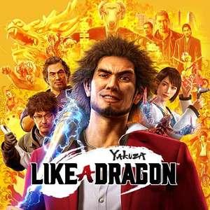 Yakuza: Like a Dragon sur PC (Dématérialisé - Steam)