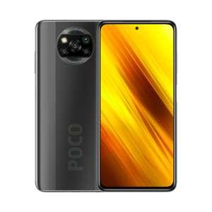 """Smartphone 6.67"""" Xiaomi Poco X3 NFC - 6 Go RAM, 128 Go (64Go à 159.90€)"""