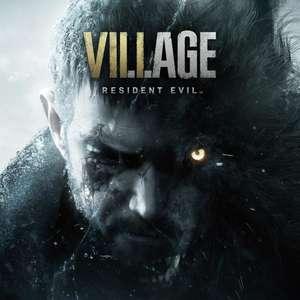 Sélection de jeux vidéo en promotion - Ex : Resident Evil Village sur PC (Dématérialisé, Steam)