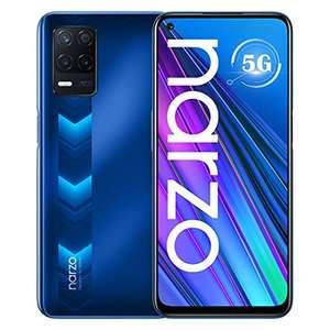 "Smartphone 6,5"" Realme Narzo 30 5G - 4Go RAM, 128Go ROM, Dimensity 700 (Vendeur Tiers)"