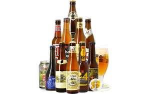 Sélection de Bières en promotion - Ex : Coffret 11 Bières Blondes + 1 Verre