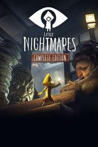 Little Nightmares Complete Edition Switch - Dématérialisé (via eshop Russe)