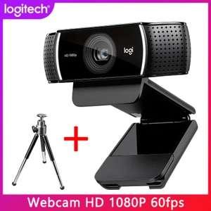Webcam Logitech Pro C922 - FullHD