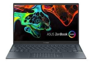 """Pc Portable 13.3"""" Asus ZenBook UX325EA-2 - OLED Full HD, i5-1035G4, 8 Go de RAM, 512 Go en SSD, Windows 10, avec NumPad"""