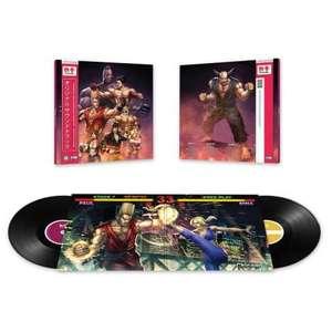 Album Vinyle Tekken (via 20€ sur la carte fidélité)