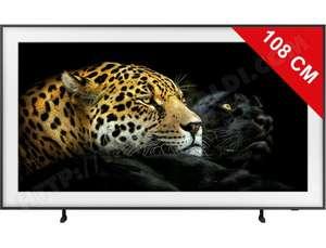 """TV 43"""" Samsung The Frame QE43LS03A - QLED 4K (Via ODR de 100€)"""
