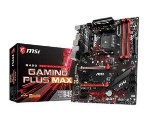 Carte mère MSI B450 Gaming Plus Max - ATX (frontaliers Suisse)