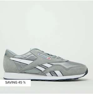 Chaussures Reebok - gris (tailles 42, 43 ou 44 1/2)