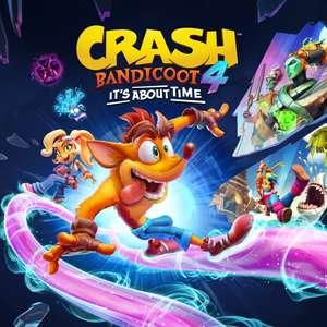 Crash Bandicoot 4: It's About Time sur PC (Dématérialisé)