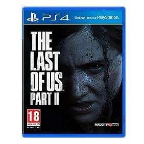 The last of us part 2 sur ps4