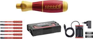 Tournevis électrique E-tournevis VDE Wiha speedE