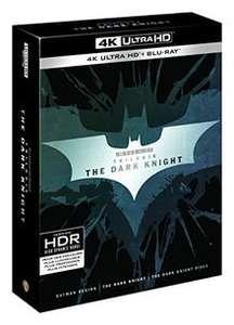Blu Ray 4K UHD - Trilogie Batman The Dark Knight