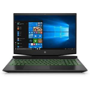 """PC Portable 15,6"""" HP Pavilion Gaming 15-dk1368nf - i7-10750H, 16Go RAM, 256Go SSD, 1To HDD, RTX2060 6Go Max-Q"""