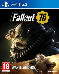 Fallout 76 Wastelanders sur PS4