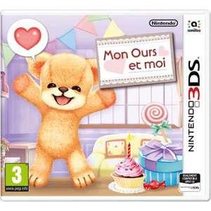 Jeu Mon ours et moi sur Nintendo 3DS