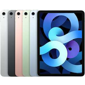 "Tablette 10.9"" Apple iPad Air (2020) - WiFi, 64 Go, Différents Coloris (Frontaliers Suisse)"