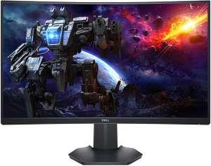 """Écran PC incurvé 27"""" Dell S2721HGF - FHD VA, 144 Hz, 4 ms, FreeSync & Gsync Compatible"""