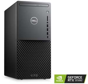 PC fixe Dell XPS 8940 - i7-11700, RAM 32 Go 2933 MHz, SSD 1 To + HDD 1 To, RTX 3070 8 Go, Windows 10 Pro