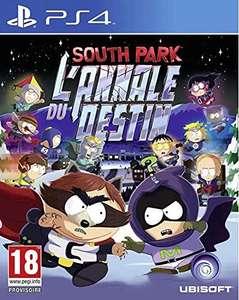 South Park: L'Annale du Destin sur PS4 + le bâton de la vérité à télécharger