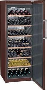 Cave à vin de vieillissement Liebherr WKt 6451 - 312 bouteilles (+ Twil Premium + 20€ en bon d'achat de vin via ODR)