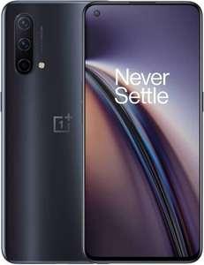 "Smartphone 6.43"" OnePlus Nord CE 5G (full HD+, SnapDragon 750G, 6 Go de RAM, 128 Go, noir) + écouteurs OnePlus Type-C Bullets"