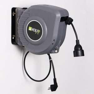 Rallonge électrique murale automatique Voltr EXEC15AR - 15M, 230 V