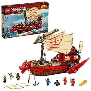 Jeu de construction Lego Ninjago Le QG des Ninjas n°71705