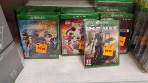 Sélection de jeux PS4 et Xbox One à 6.99€ - Ex: Shenmue 1 et 2 sur Xbox One - Trignac (44)