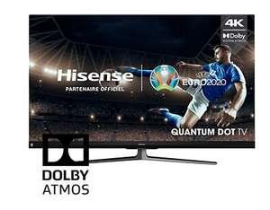 """TV 55"""" Hisense 55U82QF - QLED, 4K UHD, Smart TV, Dolby Atmos"""