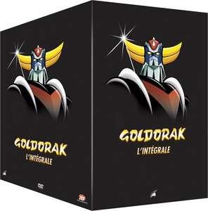 Coffret DVD Intégrale Goldorak - version non censurée