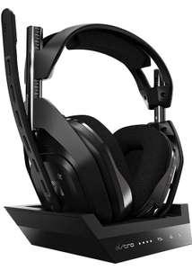 Casque sans fil Astro Gaming A50 + Station de Charge Gamer (4ème Génération) pour PS4, PS5 & PC