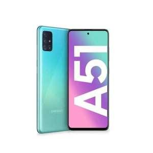 "Smartphone 6.5"" Samsung Galaxy A51 - 128 Go, Bleu"