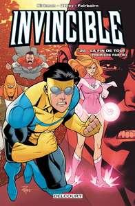 Comic Invincible à 4,99€ le tome (Dématérialisé)