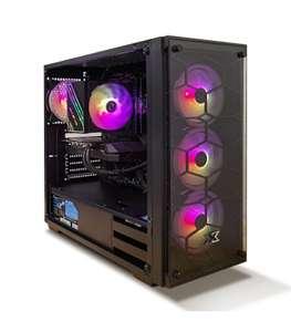 PC Gamer Fire - 16 Go RAM, i5 10400F, SSD 500 Go, RTX 3080 (10 Go) - powerlab.fr