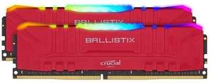 Kit de RAM Ballistix TM DDR4-3200 CL16 - 16 Go (2x8)