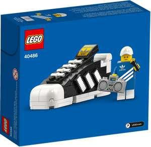 Jeu de Construction Lego Adidas Originals Superstar (40486) offert des 95€ d'achat