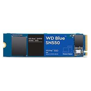 SSD Interne M.2 NVMe WD Bleu SN550 - 500 Go