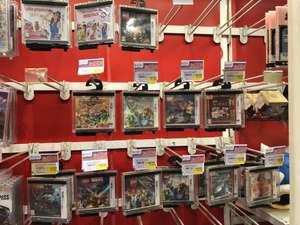 Sélection de Jeux Nintendo 3DS à 5€ (Chambly 60)